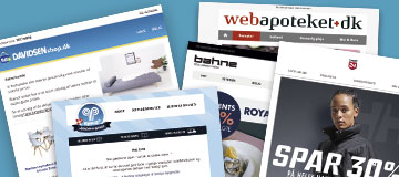 Få større udbytte af din e-mail marketing med e-mail templates