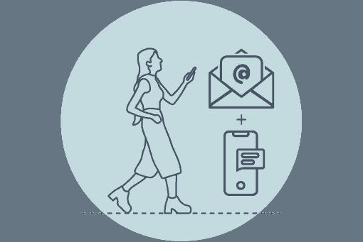 Marketing SMS og nyhedsbrev